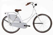 """28"""" 28 Zoll Hollandrad Fahrrad Holandbike Damenrad Omarad Altec London Weiß 52cm"""