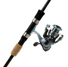 "NEW Okuma Alaris Spinning Combo 5'6"" L 2-pcs Alaris-20 Reel ALS-S-562L-20"