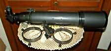 Orion ED80 f/7.5 600mm Optical Tube Assembly Refractor Telescope with eyepiece