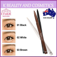 [ETUDE HOUSE] Styling Eye Liner (3 Colors - Pick 1) Eyeliner Pencil Black Brown