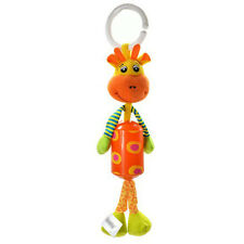 Baby Infant Rattles Plush Animal Stroller Hanging Bell Play Toy Doll Bed Deer