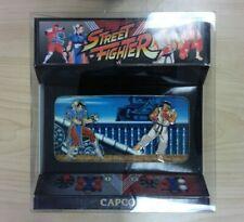 Street Fighter Enamel Pin Diorama Set Ryu & Chun-Li Loot Crate Exclusive
