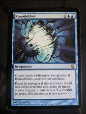 MTG Magic Reshape Darksteel Sorcery Blue Rare Artifact x 1
