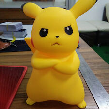 NEW Pokemon Movie Pikachu Action Figure Saving Money Box Piggy Bank
