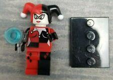"Batman Harley Quinn 2"" LOOSE Mini-figure Lego Compatible Toy"