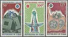 Timbres Tchad PA69/71 * lot 7721