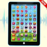 For 1-6 year old Boy Girl Baby Educational Tablet Toys Learning & Playing Gift