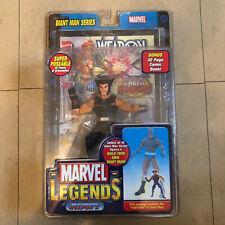 marvel legends Toybiz Weapon X AOA Giant Man BAF Series Unopened
