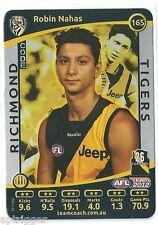 2012 Teamcoach SILVER (165) Robin NAHAS Richmond
