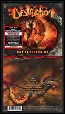 "DESTRUCTION ""Day Of Reckoning"" (CD) 2011 NEUF"