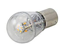 SEAWORLD LED Bulb Bayonet Socket Dimmable Warm White 10-30V 0.6W BA15s
