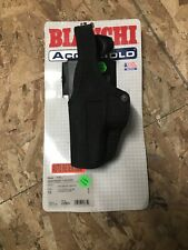 Bianchi Accumold Speedbreak Holster Left Hand S&w Auto Retention
