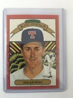 "1990 Donruss Nolan Ryan Diamond King of Kings ""Error"""