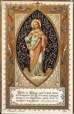 IMAGE RELIGIEUSE JOSEPH BENOIST CHAPELLE LYCEE ORLEANS ALCIDE MIGNARD 1895