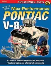 Pontiac V-8s 326 301 350 389 400 421 428 455 engine Max Performance manual