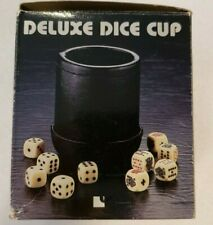 Deluxe Dice Cup Game Poker Dice Apex