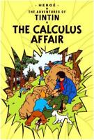 The Calculus Affair (Adventures of Tintin) by Herge, NEW Book, FREE & Fast Deliv