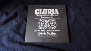2xLP Olivia Molina Gloria Weihnachten Südamerika Christmas Navidad 1980 SEALED