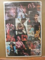 Vintage Black White Poster three dog night Peace rock and roll 1970/'s in#G2649