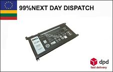 Genuine Dell Inspiron Battery WDX0R 42wh 15 5567 5568 13 5368 7368 7569 7579