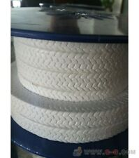 GLAND PACKING ROPE/SHAFT SEAL SOLD PER 8M REEL- PTFE Pure Virgin (Various Sizes)