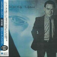 ROBERT FRIPP - EXPOSURE 2006 JAPAN MINI LP 2 CD SET