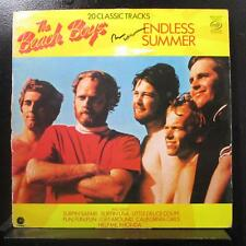 The Beach Boys - Endless Summer LP VG- MFP 50528 Brian Wilson Signed Autographed