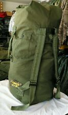 US Army Military Duffel Bag  used