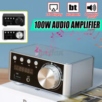 Digital bluetooth 5.0 Stereo Amplifier System Restaurant Shop Car Home Radio