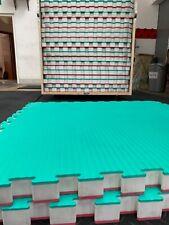 Materassine Tatami Eva 5cm 1X1 lotto da 30pz + Mobiletto porta tatami