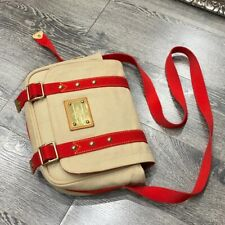 LOUIS VUITTON 100% Authentic 🌈 Antigua Busasu Pm Messenger Bag Crossbody
