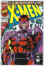 X-Men # 1 1st Print Cover D NM Magneto Cover