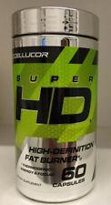 Cellucor Super-HD 60 Caps!🔥SAME DAY SHIPPING!!!🔥
