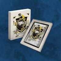 Niue - Harry Potter™ - Hogwarts Banner Hufflepuff - 1$ 2020 BU - Silber