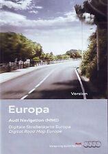 DVD GPS Audi  MMI 2G  2016 DVD2 Deutschland +Ost Europa