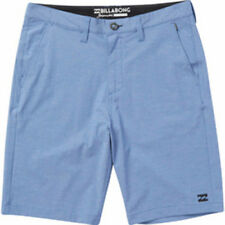 Billabong Crossfire X Slub Short (32) Washed Royal
