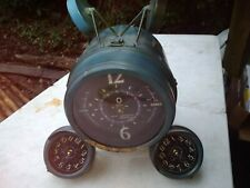 Large Metal Rustic Industrial Quartz Movement Clock industrial clock
