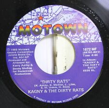 Soul 45 Kagny & The Dirty Rats - Dirty Rats / At 15 On Motown