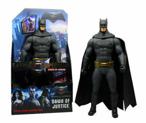 30cm Batman Dawn of Justice League Super Hero Series Doll Kid Action Figures Toy