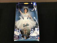 Swan Lake Barbie Doll as Swan Queen Ballet by Mattel Brand New in Original Box