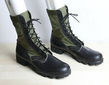 Vietnam War Boots Size 9 N Spike Protective Jungle Military Endicott & Johnson