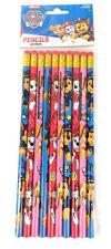 Paw Patrol Pencils School stationary Supplies 10pc
