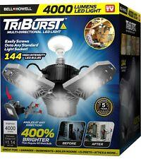 Bell+Howell Triburst Multi-Directional 4000 Lumen Super Bright 144 LED Light-NEW