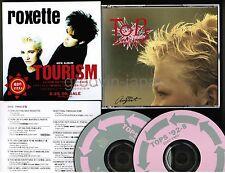 Promo-only ROXETTE, etc. TOPS New Release Sampler 8-'92 JAPAN 2CD SPCD-1275~6