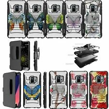 For Samsung Galaxy S9 SM-G960 | S9 G960 Shockproof Holster Case - Cute Designs