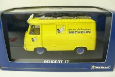 CCR093) PEUGEOT J7 #MICHELIN NOREV 1:43 FROM COLLECTION