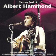 The Very Best of Albert Hammond - Albert Hammond (Album) [CD]
