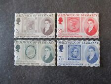Guernsey #64-67 Mint Hinged- I Combine Shipping (5CE6)