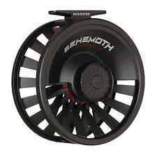 NEW REDINGTON BEHEMOTH REEL 11/12 WT BLACK fly fishing large arbor premium