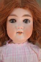 "24"" Antique Bisque Doll Florodora Armand Marseille Ball Jointed Body"